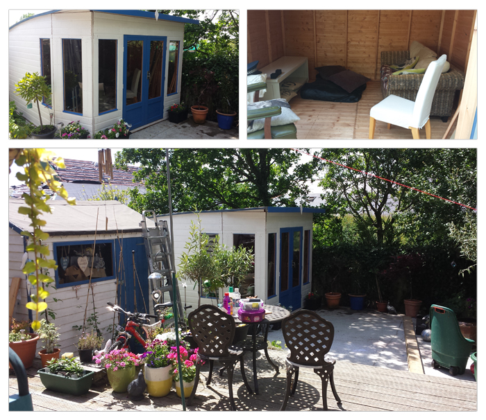 9 Easy Home Decorating Ideas For Summer: 15 Ideas For Decorating A Summerhouse On Walton Garden